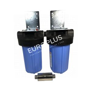 Pack confort microfiltration et anticalcaire