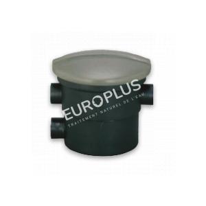 Filtre eau de pluie, RF avec ou sans rehausse