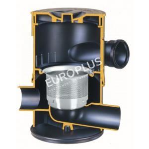 Filtration des eaux de pluie, WFF avec ou sans rehausse