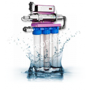 Filtration et traitement Ultra Violet Skid Ecostream