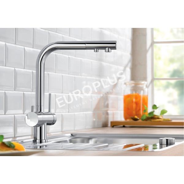 Filtration de l'eau, osmoseur et robinet rhône alpe