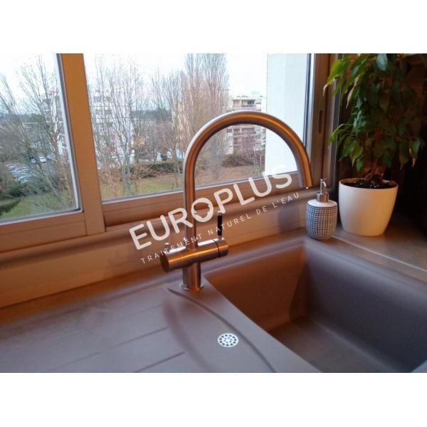 robinetterie, robinet de cuisine eau filtrée, rhône alpes