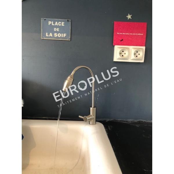 filtration naturelle, osmoseur sous évier, en rhône alpes