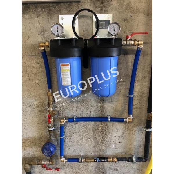filtration naturelle, purificateur d'eau pour la maison