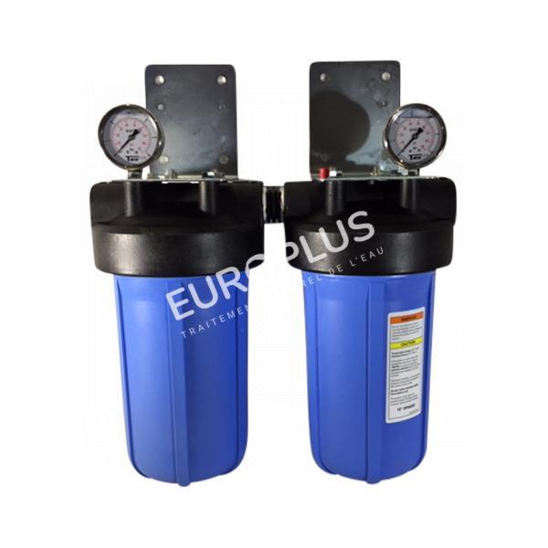 filtration naturelle, purificateur d'eau et filtre anticalcaire