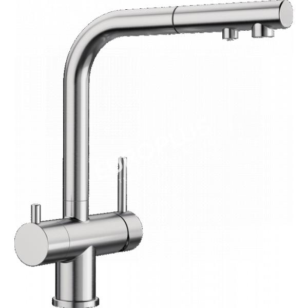 robinetterie, robinet 3 voies douchette, eau filtrée en rhône alpes