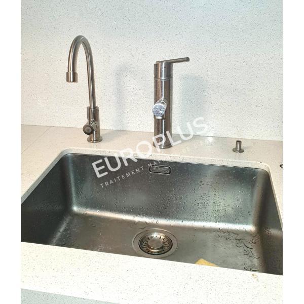 Robinetterie, robinet eau filtrée, Rhône-Alpes