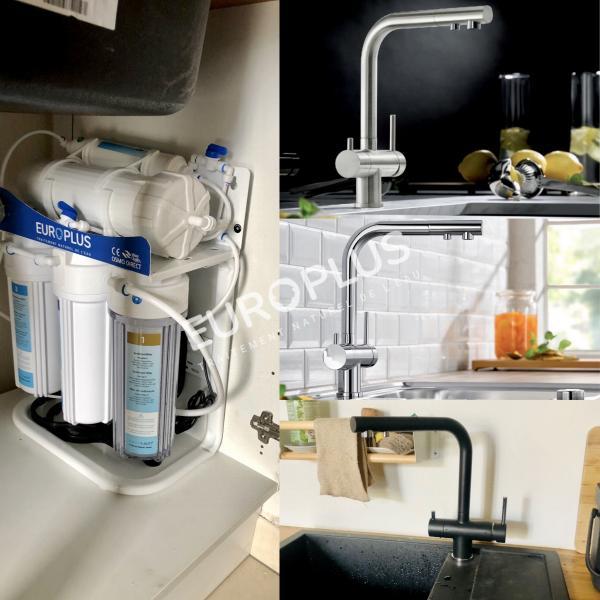 Filtration de l'eau, osmoseur, rhône alpes