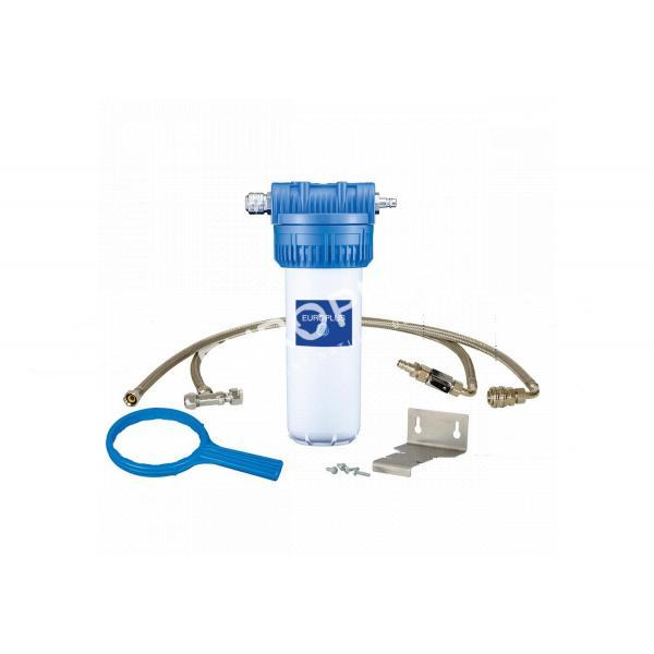 Filtration naturelle, filtre à eau sous évier en rhône alpes