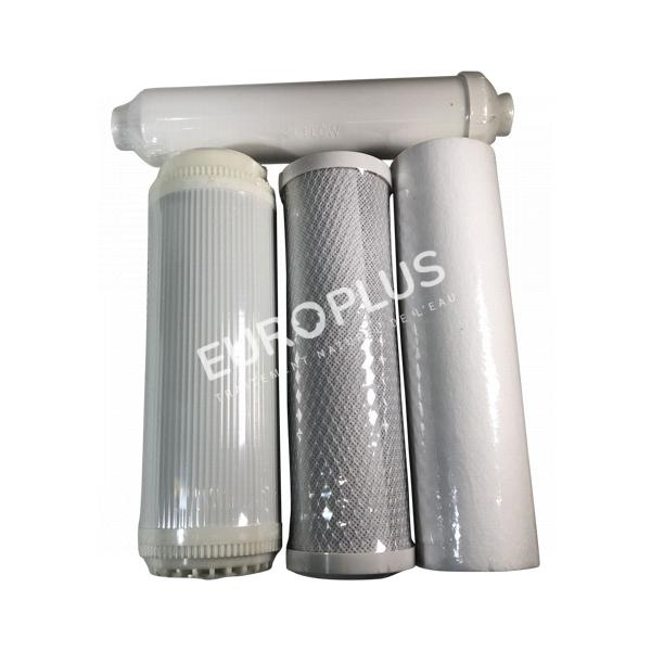 filtre, pack de filtres osmoseur inverse en Rhône Alpes
