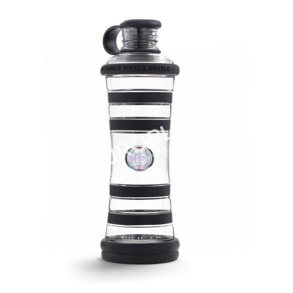 bouteille d'eau, bouteille i9 indigo chakra en rhône alpes