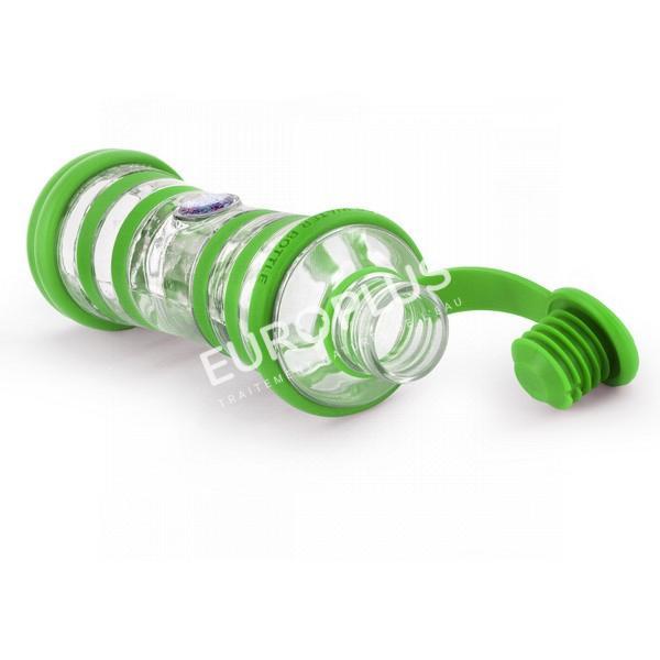 bouteille d'eau, bouteille i9 verte chakra en Rhône alpes