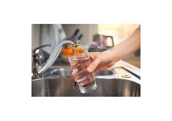 La pollution de l'eau du robinet
